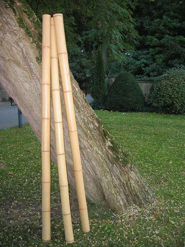 Artikel aus Bambus - Japanischer Garten | Japan Gardens Design