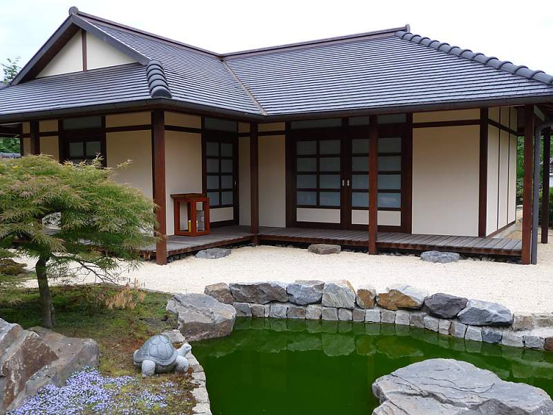 teehaus typ 500 online shop japan gardens design. Black Bedroom Furniture Sets. Home Design Ideas